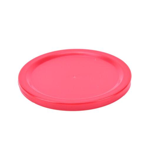 5 Stücke 2 zoll Red Mini Air Hockey Tisch Pucks 51mm Puck Kinder Tisch Pw