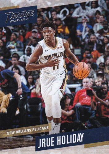 #97 Jrue Holiday 2017-18 Panini Prestige baloncesto Walker