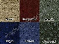 28 Oz. Pontoon Boat Carpet Kit - 8' Wide Choose Your Color & Length