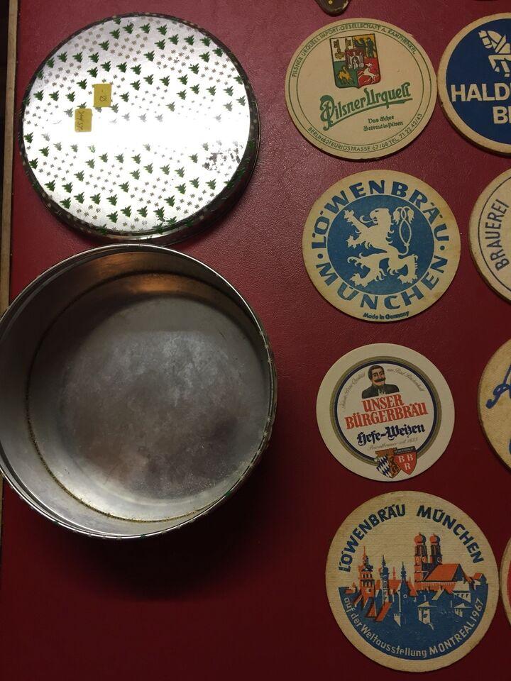 Ølbriketter, 25 forskellige ølbrikker