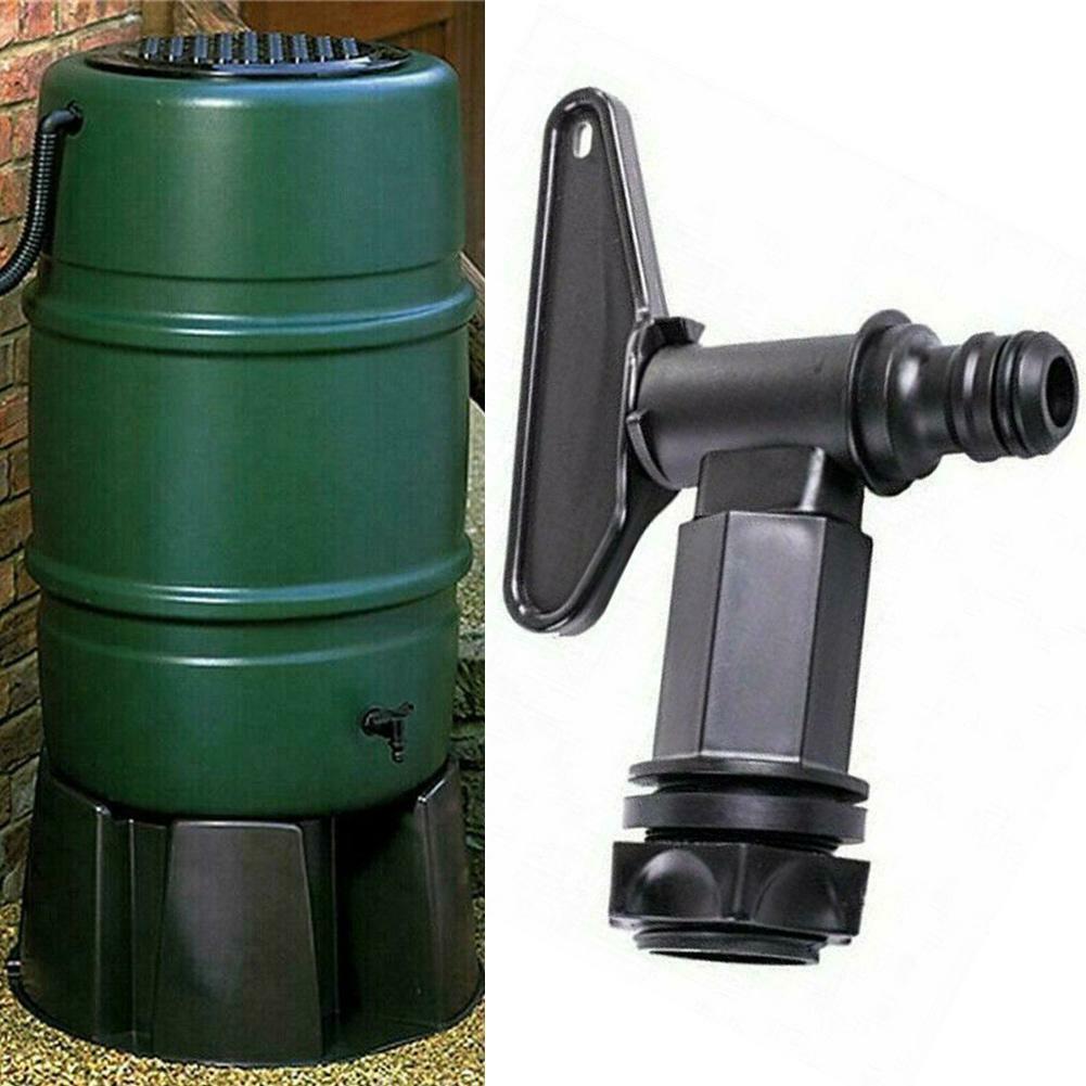 Replacement Water Butt Tap Hozelock Barrel Plastic Adaptor Beer Home HOT