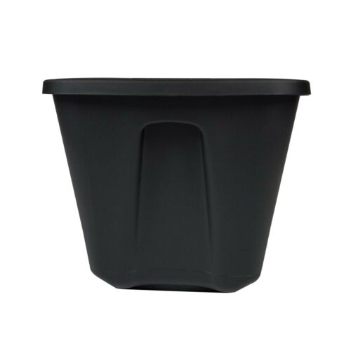 Industrial Plastic Stacking Totes Storage Boxes Organizers 68 Liter Containers