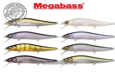 Megabass ITO Vision ONETEN 110 Jerkbait Pick Color