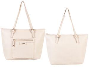 Cream Handbag Women's Travel Shopper Tote Kangol Top Quality Ladies Fashion q10Fq