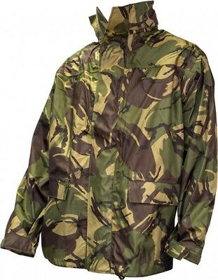 Highlander Tempest Waterproof Trousers British DPM Camouflage Breathable Fishing