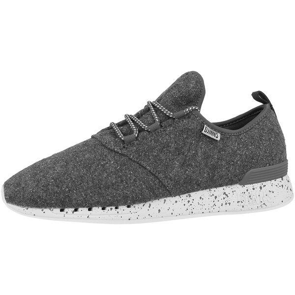 Djinn's Moc Suave Spots Libre Zapatos Deportiva De Tiempo Libre Spots gris Djinns Forlow 87d258