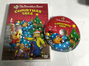 The Berenstain Bears Christmas Tree (DVD, 2008) Children's ...