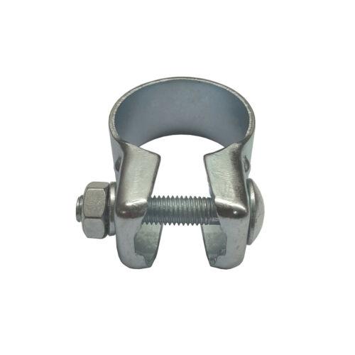 Auspuffschelle  59,5 mm  Breitbandschelle Schelle 59 Rohrschelle VAG 10 St