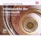 Choredition-Jauchze,Jubilier Und Singe (Box-Set) von Various Artists (2011)