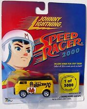 JOHNNY LIGHTNING SPEED RACER TEAM RACER X! 60's VW VAN 1/5000 FULLGRID EXCLUSIVE