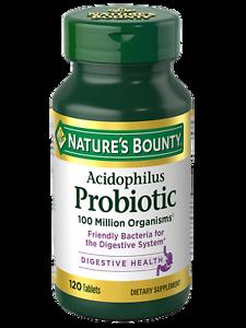Nature-039-s-Bounty-Probiotic-Acidophilus-120-Tablets