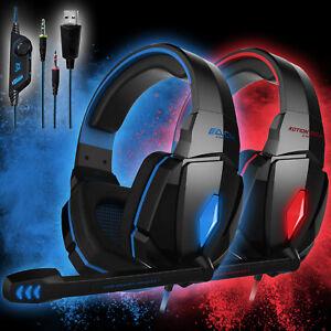 EACH-G4000-PC-Gaming-Headset-Stereo-3-5mm-Headphones-LED-Light-Headband-wtih-Mic