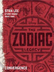 The-Zodiac-Legacy-Convergence-Novel-Stan-Lee-New