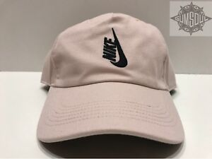 553d61bd Image is loading NIKE-NIKELAB-ESSENTIALS-SILTSTONE-HERITAGE-86-ADJUSTABLE -HAT-