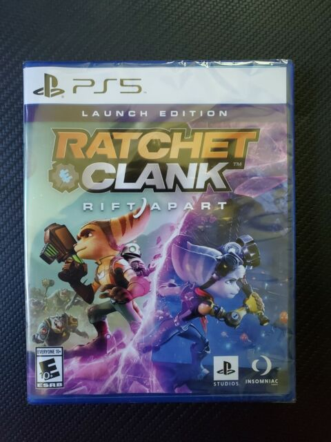 Ratchet & Clank Rift Apart (Launch Edition) (PS5 / PlayStation 5) BRAND NEW