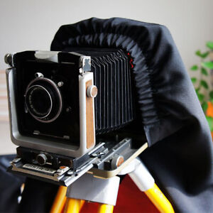 New-Dark-Cloth-Focusing-Hood-For-4X5-Large-Format-Camera-Wrapping-100cmx100cm
