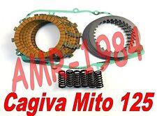 DISCHI FRIZIONE KEVLAR MODIFICA CAGIVA MITO 125 + GUARNIZIONE 1591SR