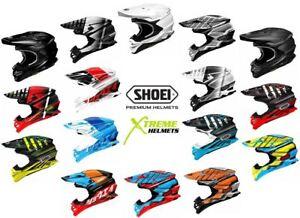 Shoei VFX-EVO Helmet Off Road Full Face Lightweight DOT SNELL M2015 XS-2XL