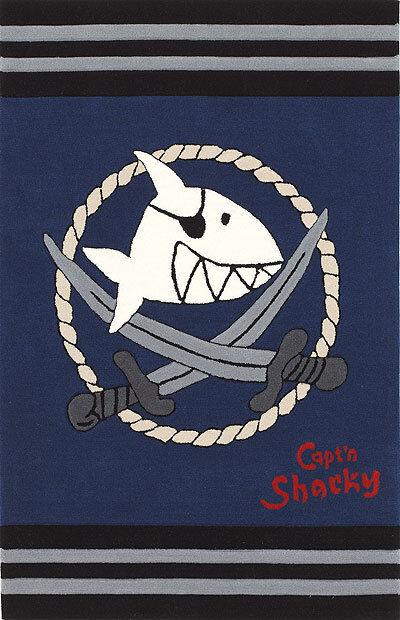 Eu 'N sharky tapis sh 2937-01 110x170 CM NEUF