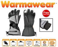 Warmawear™ Battery Heated Electric Winter Warm Sports Gloves - 3 Heat Settings