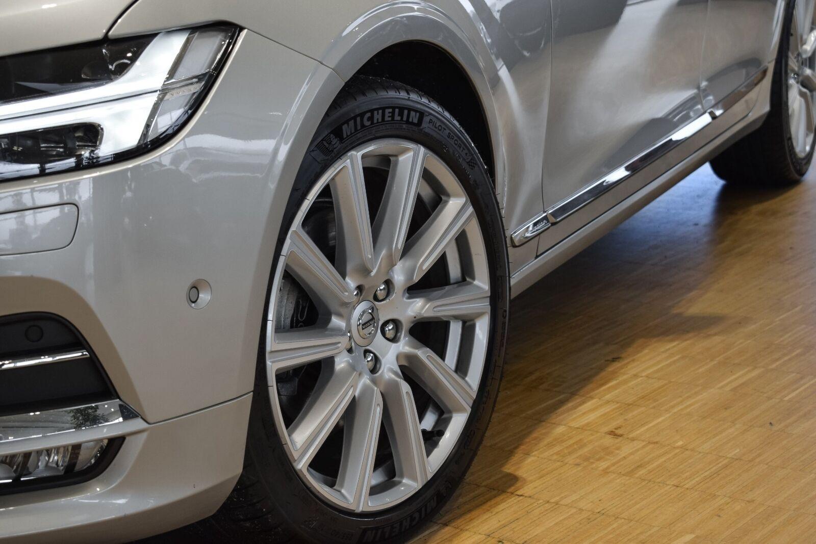 Volvo S90 2,0 D5 235 Inscription aut. AWD - billede 4
