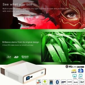 Image Is Loading Konka Android 4k Ultra Hd Dlp Laser Projector