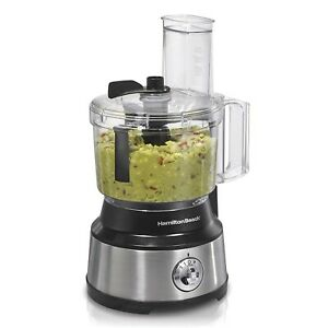 10-Cup-Food-Processor-Kitchen-Chopper-Vegetable-With-Bowl-Scraper-Electric