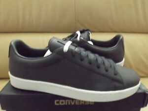 Converse Pro Leather 76 OX for Men Almost Black Almost Black Buff 155670C Converse, Converse Men