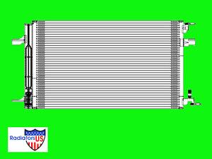 3794 Aluminum Condenser for 10-16 Buick LaCrosse 3.6L 10-12 Chevy Cruze 1.8L