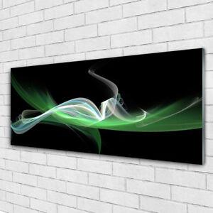 Wandbilder Glasbilder Druck auf Glas 125x50 Abstrakte Kunst Kunst