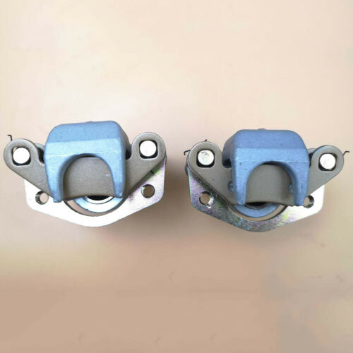 Front Left Right Brake Caliper for Polaris Sportsman 300 400 2008-2010 With Pads
