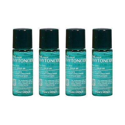 [TONYMOLY] The Fresh Phytoncide Pore Skin Samples - 4ea ROSEAU