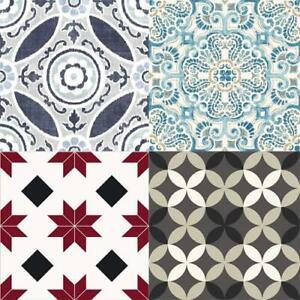 WallPops-Bathroom-Kitchen-Peel-amp-Stick-Floor-Tiles-Vinyl-10pk-12-034-x-12-034
