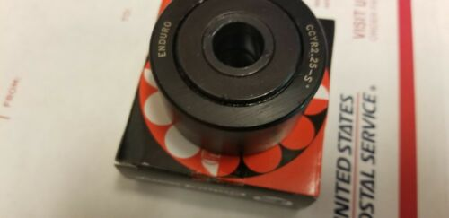 "Enduro CCYR2S Crowned 2/"" Yoke cam follower roller bearing Mcgill CY64L YCRSC32"