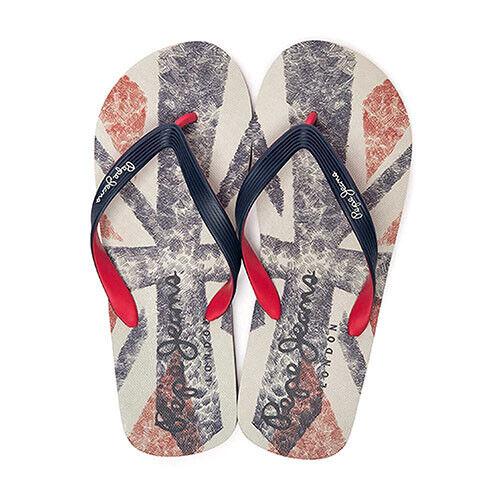 PMS70075 Pepe Jeans Hawi Ian Men/'s Flip Flops PN