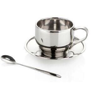 Set-tazze-da-caffe-039-in-acciaio-inox-Set-caffe-039-Set-tazze-da-te-039-Set-d-B4B2