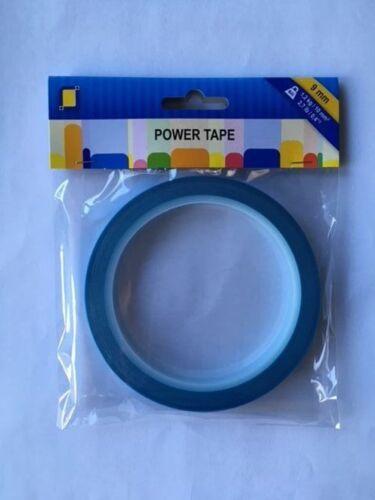 9 mm x 10 m Doppelseitiges Ultrastarkes Klebeband Power Tape