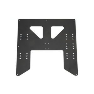 Black-Anodized-Aluminum-Y-Carriage-Plate-Upgrade-Prusa-i3-Anet-A8-3D-Printer-UK