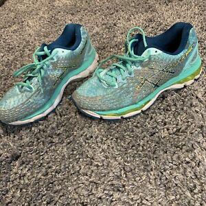 Womens Asics Gel Nimbus 17 Running