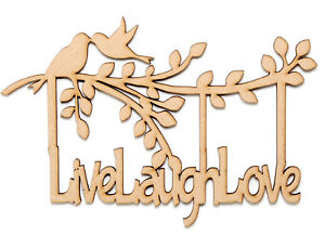 Wooden-MDF-Tree-Branch-Shape-Live-Laugh-Love-Family-Tree-Branch-Wedding-Frame