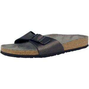 Birkenstock-Madrid-Naturleder-Schuhe-Sandale-Pantoletten-Weite-schmal-1011276