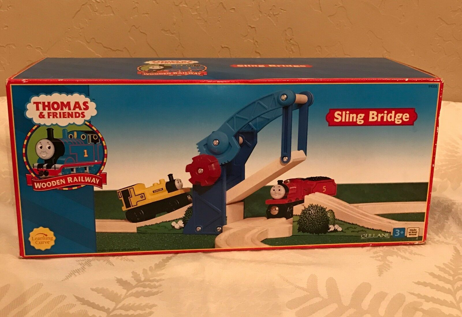 Thomas and Friends Learning Curves 2002 2002 2002 Sling Bridge NEW 26b409