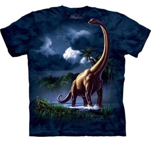 THE MOUNTAIN  PREHISTORIC  DINOSAUR  Brachiosaurus  T SHIRT