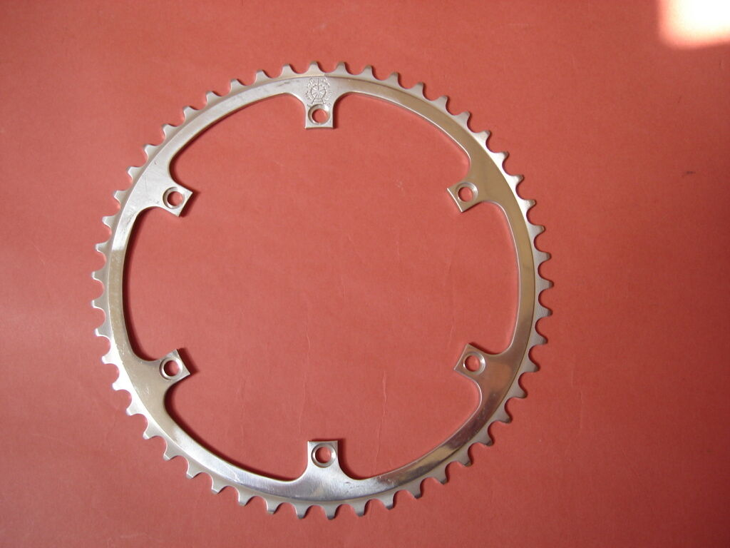 TA chain ring for 6 pin mounting, 50 teeth. NOS.