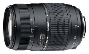 Obiettivo-Tamron-AF-Di-70-300mm-f-4-5-6-MACRO-x-Canon-Garanzia-5-anni-Polyphoto