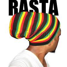 "Roots Jah Rastafari Tam Beanie Rasta Dancehall Africa Jamaica Reggae Marley 12"""