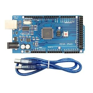 Mega-2560-R3-ATmega-2560-16AU-CH340G-developper-Board-Avec-Cable-Pour-Arduino