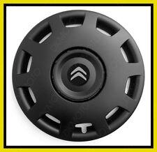 """14"""" Wheel trims fit CITROEN BERLINGO C1 C2 C3 SAXO  full set - black 4x14''"""