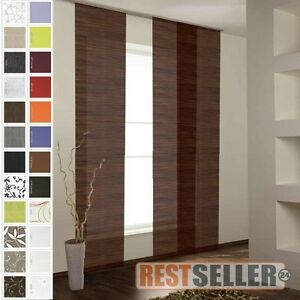 fl chengardine nach ma schiebevorhang fl chenvorhang. Black Bedroom Furniture Sets. Home Design Ideas
