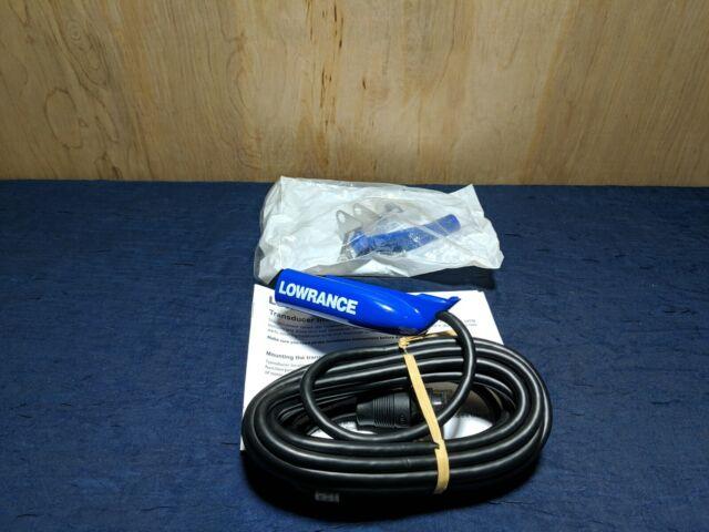 Lowrance M/H 455/800 9 Pin HDI Skimmer Transom Mount Transducer